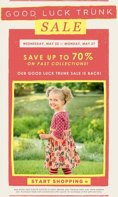 e59263e36c8e7 Matilda Jane spring 2019 release! Good Luck Trunk is back! Matilda Jane  Clothing is one-of-a-