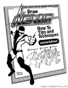 Draw Nexus the Steve Rude Way — Major Spoilers—Comic Book Reviews, News, Previews, and Podcasts