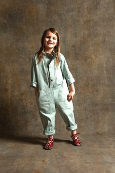 Hey, Baby! 30 Next-Level Cute Items For Stylish Tots  #refinery29  http://www.refinery29.com/cute-baby-clothes#slide15