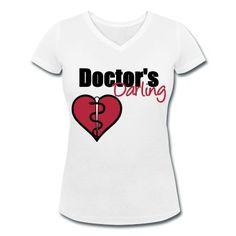 Doctors Darling - Tolle Shirts und Geschenke für alle Ärzte, medizinisches Personal, Familie, Patienten.