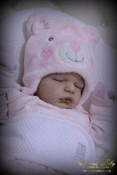 Prototype Reborn Baby Doll Anastasia sculpté par Olga Auer Newborn Girl | eBay