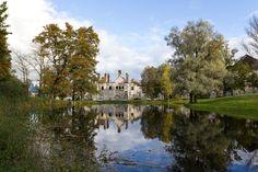 Feodorovsky small town, Reflection (Феодоровский городок, отражение). by Алексей Федосеенко - Photo 175928699 / 500px