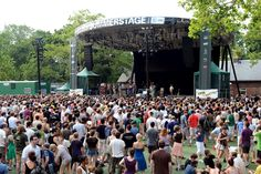 Free Summer Concerts: NYC 2014 (Official Guide)