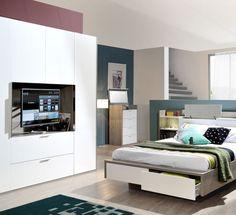 Schlafzimmer Techno Sciae