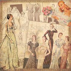 1940s-glamour-2.jpg (600×600)