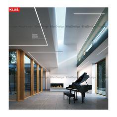 Profil LED LOKOM, wpuszczany, aluminium anodowane - SPECLED