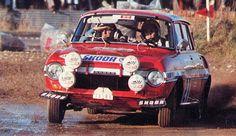 RAC 1975 (Saaristo Markku - Francis Colin) Škoda 120 S All Cars, Antique Cars, Automobile, Wheels, Racing, Retro, Antiques, Vehicles, Top