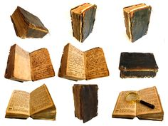 Old Book II by ~pyonpyon on deviantART
