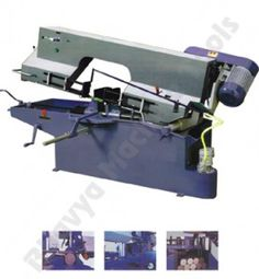 Applications of a Horizontal Bandsaw Machine - http://machinetools.bhavyamachinetools.com/applications-of-a-horizontal-bandsaw-machine/