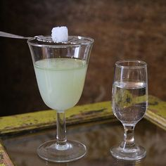 Taming the Green Fairy: 3 Absinthe Cocktails to Know #FWx