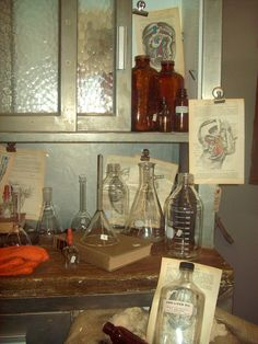 Wicked Faire Laboratory