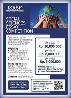 essay competition 2015 science
