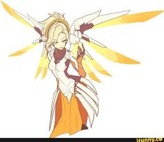 Image result for mercy fanart