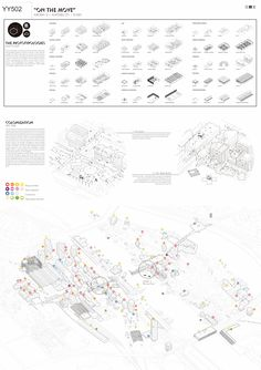 Wonderful site analysis for architecture.