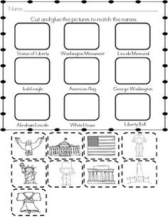 FREE Martin Luther King Jr. Worksheets Printable