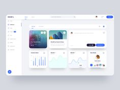 banking layout Square Dashboard :: Version by Tran Mau Tri Tam on Dribbble Dashboard Design, Social Media Dashboard, Dashboard Ui, Ui Ux Design, Flat Design, Student Dashboard, Design Agency, Graphic Design, Layout Design