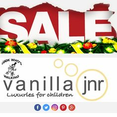 Winter Sale up to 70% off in both VanillaJunior 01992 578592 @ 67 HIGH STREET EPPING CM16 4BA & Look Who's Walking 0208 508 7472 @166A HIGH ROAD LOUGHTON IG10 1DN Winter Sale #vanilla_junior #vanillaJnr