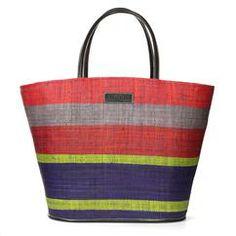 Beach bag multi colour