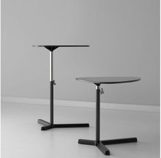 Ikea-High/Low: Portable Laptop Stand: Remodelista I own 2 in black but the come in white too.
