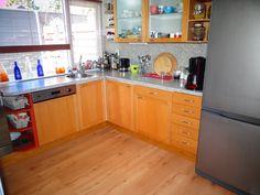 Zo zag mijn keuken er tot voor kort uit.