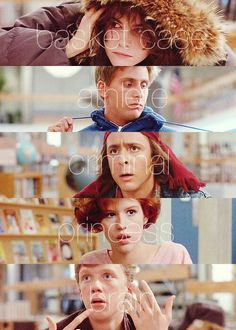 The Breakfast Club// one of my favorite movies.