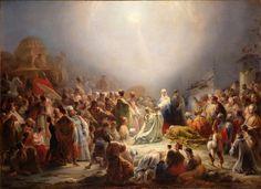 Bientôt au Musée... sequeira.publico.pt Domingos António Sequeira A Adoração dos Magos 1828 Óleo sobre tela 100 x 140 cm Coleção particular.