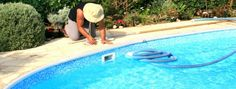 Learn what pool service professionals can do for you, how much they charge, and what questions you should ask them. Pool Service, Pool Maintenance, Outdoor Decor, Image, Tips, Swiming Pool, Counseling