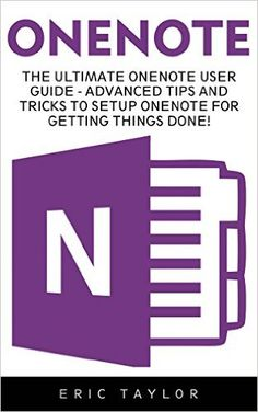 Onenote for getting things done onenote user manual onenote app