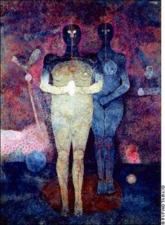 Image result for rufino tamayo paintings of angels