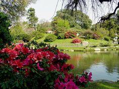 Buenos Aires Argentina, jardin Japones