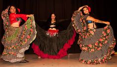 CIGANKA Danza Fusión Gitana. México D.F. facebook.com/ciganka.danzagitana