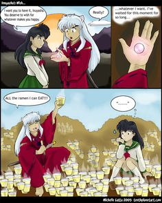 Inuyasha Funny   funny inuyasha Pictures, Images and Photos