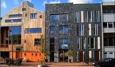 Diverse housing in Ijburg: City of islands | Sustainable Cities