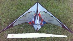 Prism Quantum Pro Stunt Kite - QP Fractal Pattern in Toys & Hobbies, Outdoor Toys & Structures, Kites | eBay