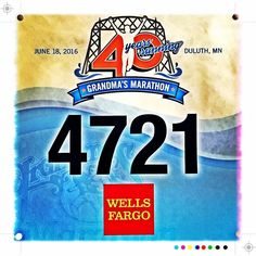 It's finally here! Tomorrow morning June 18th 7:45 AM central time I'll begin the 26.2 mile run along Lake Superior from Two Harbors to Duluth. I'll need all the positive reinforcement you have. You can follow me from the Grandma's Marathon 2016 website with my bib number 4721. I will also be running with RunMeter. This app reads comments from Twitter and Facebook. I love to hear comments especially from miles 13 to 24. If you get a chance please post jokes motivational quotes or anything…