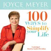 Many want a simple life, but find it difficult to actually live that way. They fight a constant battle to balance work, family, friends, and other demands on schedules stretched too thin. Joyce Meyer breaks it down to the simple principle of exercising faith rather than doubt and confidence rather than people-pleasing. She writes from her experience of struggling to balance work, family, friends, and all the other demands on limited time to show readers the simple answer to a simpler life.