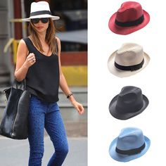Sombreros para mujeres Euro Style Sombreros De Verano 96fff664f7a
