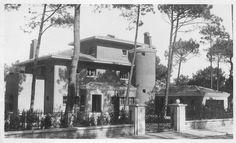 Villa Barret-Decap (1927-1930) Biarritz-Anglet. Architecte : Georges-Henri Pingusson