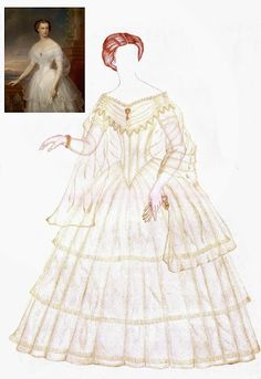 Elisabeth (Sisi) by Erzsébet Kiralyne | The Blog Things Mommy