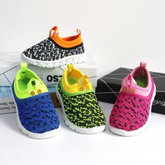 finest selection e44ae 4d9ad 2018 New Soft Kids Shoes Baby Boy Girl Shoes Candy Color Woven Fabric –  BeZONED Kids