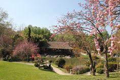 jardin japones de Toulouse (Francia)