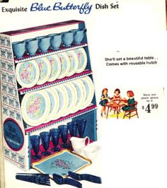 Sadly I never got this set but I asked for them.