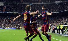 El recital del Barça marca la jornada y deja marcado al Madrid