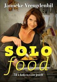 solo food van Janneke Vreugdenhil - delicious.magazine