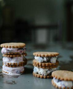 Fruit Ice Cream Sandwiches Recipe | TheNest.com