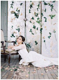 styling: Bespoke Only / florals: BRRCH / Muah: Facetime Beauty / gowns: Gabriella Bridal / venue: Metropolitan Building