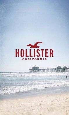 Because HOLLISTER is forever #hollister #wallpaper #hot