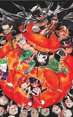 Batman: Li'l Gotham Vol. Dc Comics, Free Comics, Manga Comics, Dustin Nguyen, Batman Universe, Dc Universe, Batman Beyond, Batman Family, Comics
