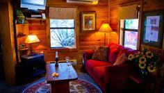 cozy cabin | Cozy Cabin | Tiny House Vacations