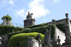 Sanctuary of Bom Jesus do Monte, Braga, Portugal:)
